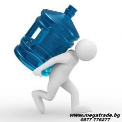 Доставка на вода за гр Варна и региона