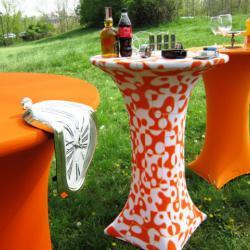 Коктейлни бар маси под наем от Нова Кетъринг за всяко парти
