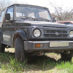Suzuki Samurai, 1992г., 100000 км, 888 лв.