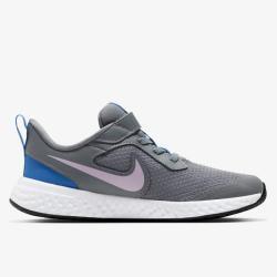 Намалени  Детски спортни обувки Nike Revolution 5 Сиво