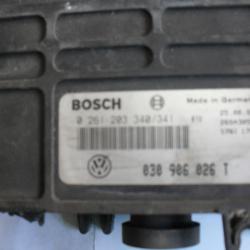 Компютър Bosch 0 261 203 340 за Сеат Ибиза 030 906 026T Seat Ibiza
