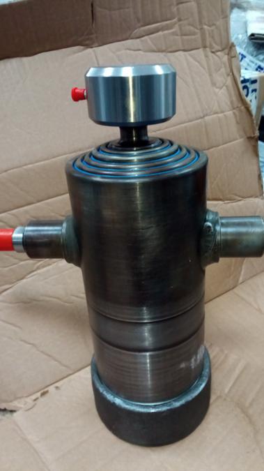 хидравличен крик -телескопичен и помпи за малък самосвал
