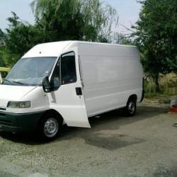 Автоморга предлага микробуси - Jumper, Dukato, Boxer и др. на части