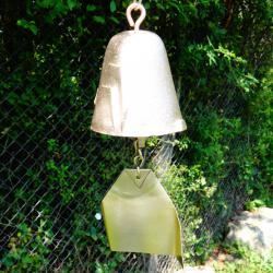 Възрожденски чан, камбана, маркировка.