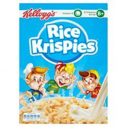 Kellogg s Rice Krispies  Келогс зърнена закуска Райс Криспис 510гр