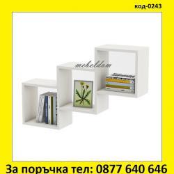 Етажерка за стена, полица, етажерки код-0243