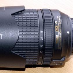 Nikon Af-s DX Nikkor 18-140mm f  3.5-5.6