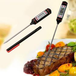 1023 Дигитален кухненски термометър за месо барбекю храни течности