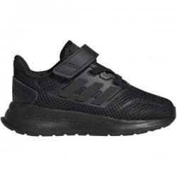 Намаление Бебешки спортни обувки Adidas Runfalcon Черно