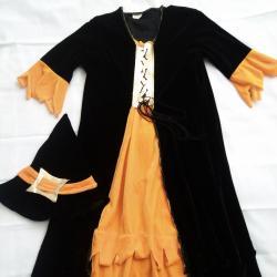 Хелоуин костюм Halloween costume рокля