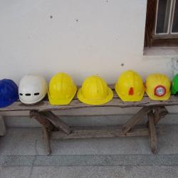 Каска каски строителни, шлем за мотор, детска и парашутистка