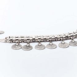 Посребрена гривна КН - 0302003049
