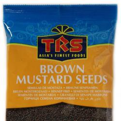 TRS Brown Mustard Seeds  ТРС Кафяво Синапено Семе 100гр