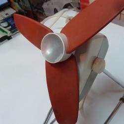 Вентилатор Philips Vintage