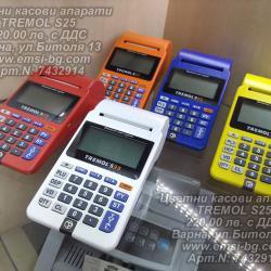 Преносим касов апарат с възможност за печат от таблет или смартфон