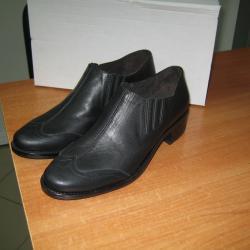 Дамски обувки естествена кожа м. 644