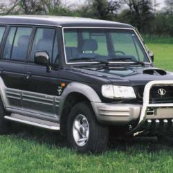 Hyundai Galloper, 1999г., Дизелов, 111111 км