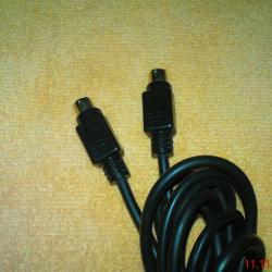 Кабел Коксиал, за аудио-видео връзка, чисто нов, дължина 300 см. 9 лв.
