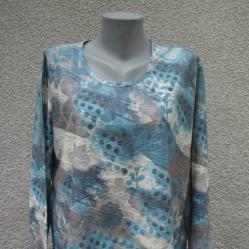 4XL Нова блуза Bexleys в пастелни цветове