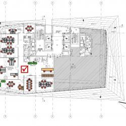 Офис 391 кв. м. в луксозна бизнес сграда, ет. 11, всички екстри, 5085 ..