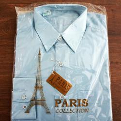 Мъжка елегантна риза Paris Collection чисто нова