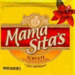 Mama Sita s Annato Powder  Мама Ситас Анато на прах 10гр