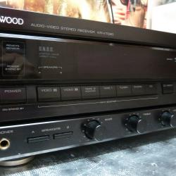 Audio-video Stereo Receiver Kenwood