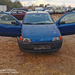 Fiat Punto, 1999г., 191996 км, 113 лв.