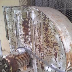 Турбинен вентилатор промишлен