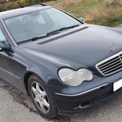Mercedes-Benz C270, 2004г., 185674 км, 179 лв.