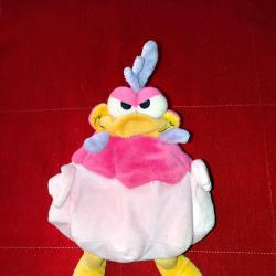 Розова кокошка