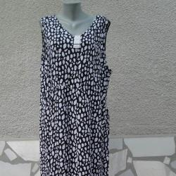 4XL Нова дълга рокля Ed. It. Ed