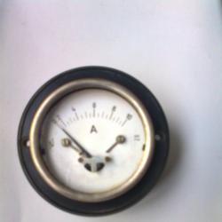 амперметър