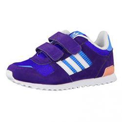 Детски обувки Adidas ZX 700 Лилаво