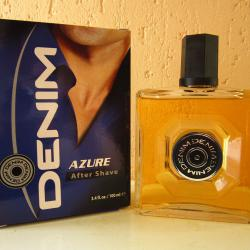 одеколон Denim Деним Azure After Shave 100ml. EDC