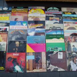 Грамофонни плочи, частна колекция, Pop, Rock, Funk, Jazz, Metal, Class