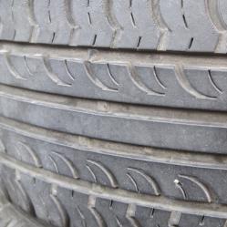 4бр летни гуми Ханкоок Оптимо 195 60r17 Hankook