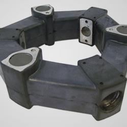 Гумено каре за Putzmeister M730