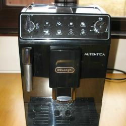 Най тясната кфе машина Delonghi Autentica