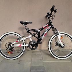 Продавам колела внос от Германия детски мтв велосипед Bachini Legend 2