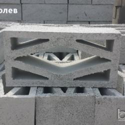 Декоративни блокчета за огради