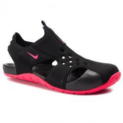 Намаление  Детски сандали Nike Sunray Protect 2 Черно Розово