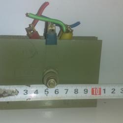 Двупътен изправител за зарядно устройство на акумулатор