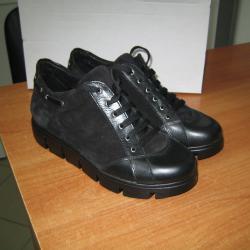 Дамски обувки естествена кожа м. 112