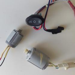 Електрически моторче 12 волта
