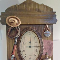 стенен часовник737