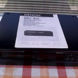 Denon DRS - 810, Black дек