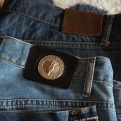 Мъжки дънки - 3 броя, р-р W36, W38