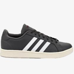 Ликвидация  Мъжко спортни обувки Adidas Grand Court Base Сиво