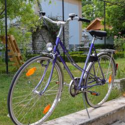 Немски Дамски Велосипед Westerheide Original Markenrad-5 вътр. скорост..